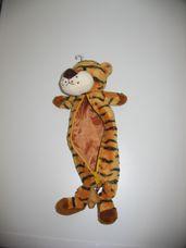Csíkos tigris plüss tolltartó