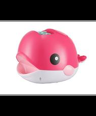 ELC Wendy a rózsaszín buborékfújó bálna