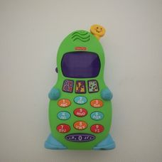 Fisher Price Kacagj és Fejlődj tanuló telefon