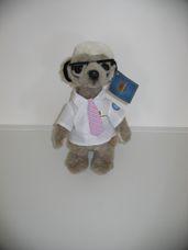 Sergei, a plüss rókamanguszta IT igazgató