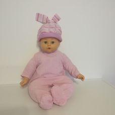 Cititoy puha törzsű csecsemő baba rózsaszínben