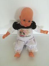 Family Shop interaktív újszülött csecsemő baba