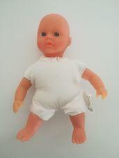 Simba puha törzsű kék szemű csecsemő baba
