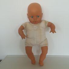 Simba interaktív újszülött csecsemő baba