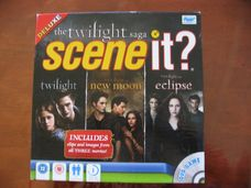Twilight Deluxe Scene it? társasjáték DVD-vel