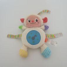 Infantino zenélő, altatódalt játszó, világító bárányka