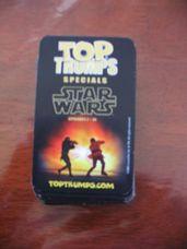 Top Trumps Star Wars kártyajáték