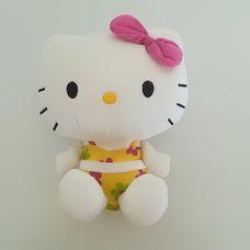 Plüss Hello Kitty figura virágos ruhában ... ad449e6b8a