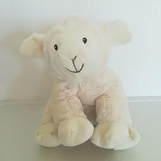 Marks & Spencer fehér plüss bárányka