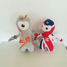 2012-es londoni olimpia Wenlock kabalafigurái