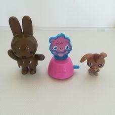 3 darabos figura szett lányoknak