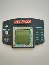 Elektronikus beszélő Monopoly kvarcjáték