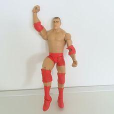 Mattel WWE 2010 Vladimir Kozlov pankrátor ketrecharcos