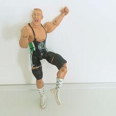 Jakks Pacific 2005 WWE Fit Finlay pankrátor ketrecharcos