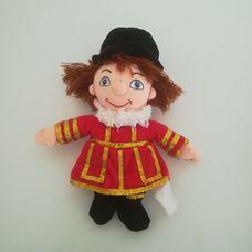 Disney Small World kollekcióból England Boy plüss figura ea76dad491