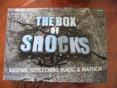 The box of Shocks bűvészdoboz