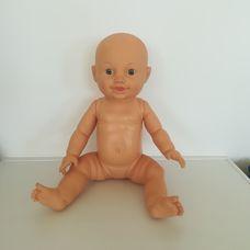 Cititoy valósághű újszülött csecsemő baba kötött ruhában