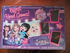 Bratz Head Gamez társasjáték lányoknak