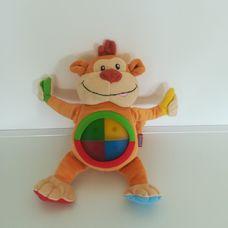 Tiny love interaktív zenélő világító plüss majom