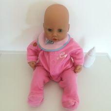 Zapf Baby Annabell interaktív fejét mozgató csecsemő baba