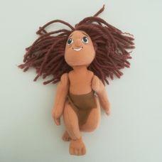 Plüss Tarzan McDonald's Happy Meal figura