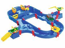 Aquaplay Superset 520 vízipálya játékkészlet terepasztal