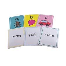 ELC Jumbo nagyméretű ABC kártyák