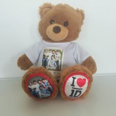 Extrém ritka Build-a-Bear One Direction kiadású plüss maci