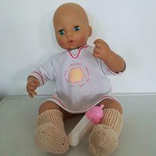 Zapf Baby Annabell karját fejét mozgató interaktív baba