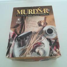 Murder á la carte: PPP bűnügyi társasjáték