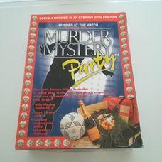 Murder Mystery Party - focimeccses bűnügyi társasjáték