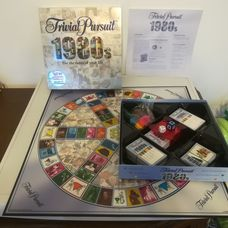 Trivial Pursuit - 1980s társasjáték