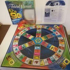 Trivial Pursuit - The 90s társasjáték
