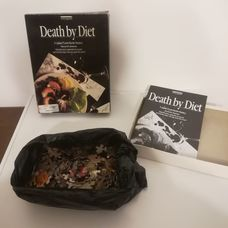 Death by Diet Jigsaw puzzle Murder Mystery verzió