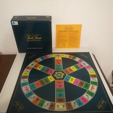 Trivial Pursuit - Master game Genus Edition társasjáték5