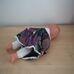 Logitoys baba galléros lila ruhában