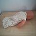 Retro kopasz fejű csecsemő baba