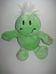 Interaktív Tickle Tickle Wiggle Wiggle zöld plüss figura
