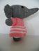 Elefánt lány rózsaszín ruhácskában