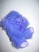 Mini lila gorilla hosszú szőrrel