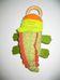 Újszerű Skip Hop babakocsira akasztható plüss krokodil