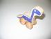 Grow Play gurulós fa dinoszaurusz figura
