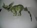 Grafix mozgatható Triceratopsz 3D puzzle