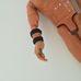 Action Man figura kinyitható tenyérrel