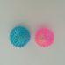 2 db villogó gumi tüske labda