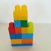 Megablocks építőkocka csomag 25 db