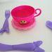 7 részes Minnie egeres játék reggelizőkészlet