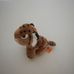 Interaktív tigris bébi - hasát megnyomva tigrishangot ad