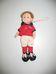 Eredeti TY angol mezes focista figura a Beanie Boppersből