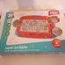 ELC Super Scribbler piros mágneses rajztábla